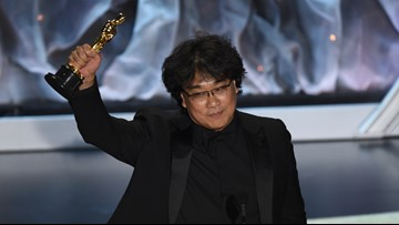 'Parasite' makes history as first foreign language film to win best picture Oscar