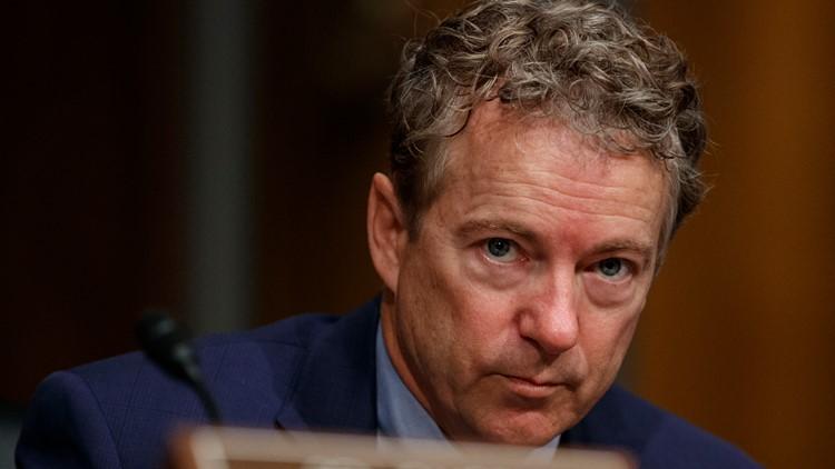 GOP Sen. Rand Paul blocks vote on 9/11 victims fund