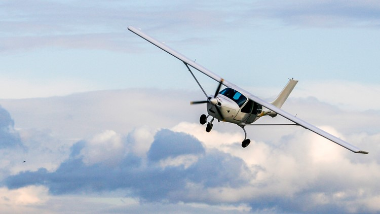 Search for plane underway after Colville pilot did not return Monday