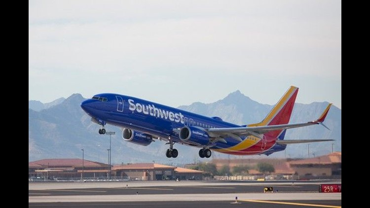 Southwest passengers might have been exposed to measles