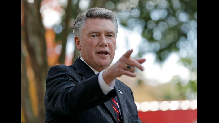 Ap Election 2018 House Harris North Carolina A Eln Usa Nc