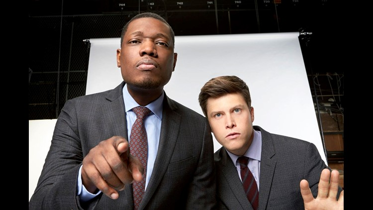 Michael Che, Colin Jost To Host 2018 Emmy Awards