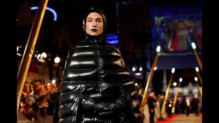 Ap Aptopix France Fantastic Beasts The Crimes Of Grindelwald Premiere I Ent Fra