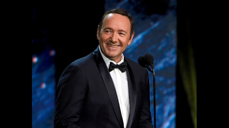 Prosecutors in Los Angeles considering sexual assault case against Kevin Spacey