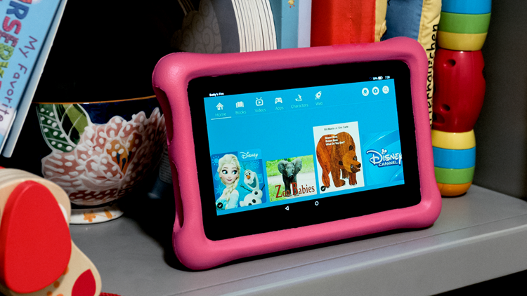 Best Amazon Devices 2018 Amazon Fire Tablet Kids Edition