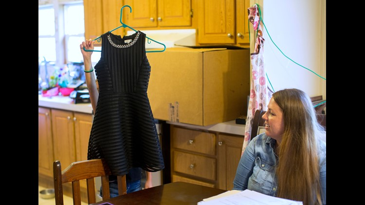 Foster home gives permanence to young girl who's parents suffered from addiction.
