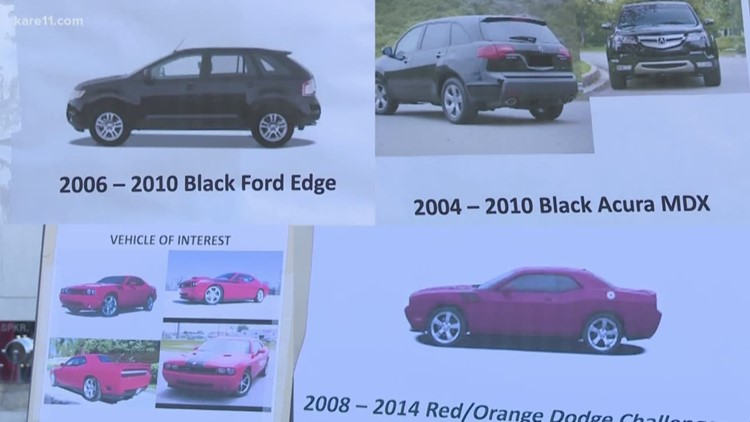 Vehicles of interest identified in Jayme Closs search