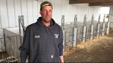 Minnesota farmer losing sons and farm in immigration battle