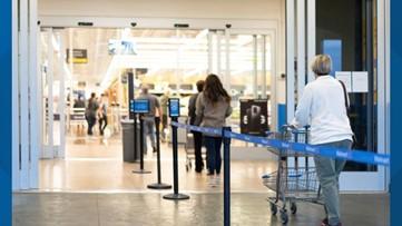 Walmart regulating the number of customers in stores due to coronavirus outbreak