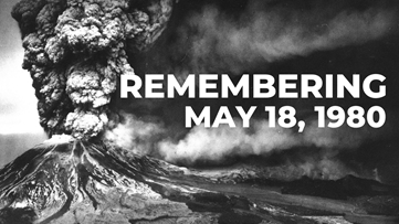 KREM staff, viewers remember where they were when Mount St. Helens erupted