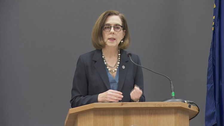 'Important first step': Gov. Brown responds to release of federal emergency aid for Oregon