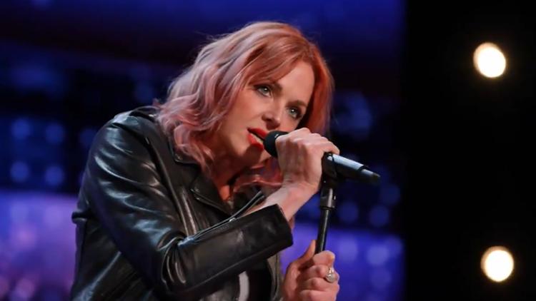 Portland singer Storm Large wows judges on 'America's Got Talent'
