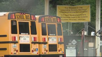 Child calls 911 to report drunk Washington school bus driver