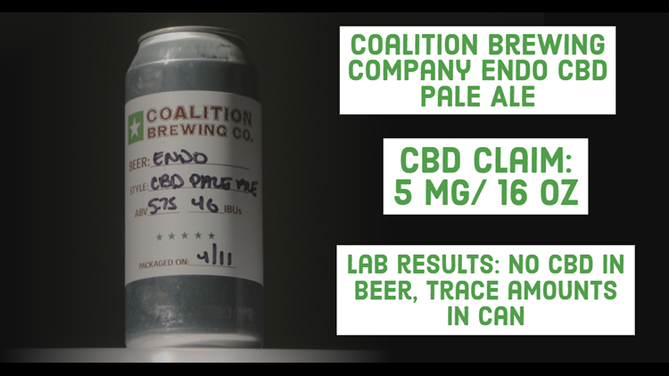 CBD Endo Beer