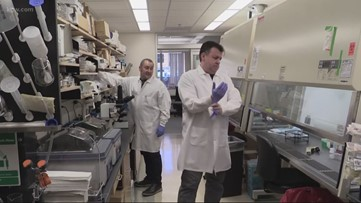 Providence develops potential COVID-19 vaccine; wants feds to start human clinical trials