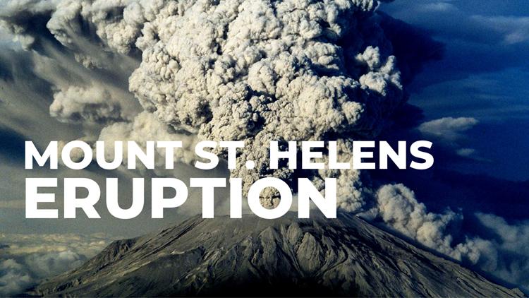 Mount St. Helens eruption: A timeline in the Northwest