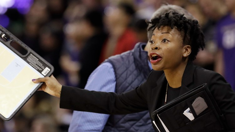 Report: Blazers to hire Edniesha Curry as assistant, first female coach in team history