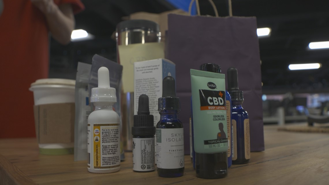 How much CBD is really in that CBD water, donut or beer?
