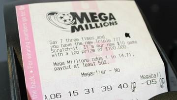 Oregon couple nearly loses $1 million Mega Millions ticket out the car window