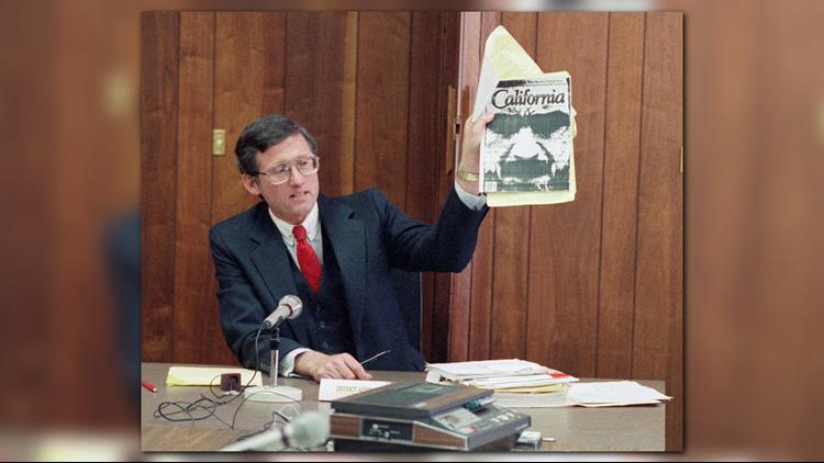 Stephen Kay 1989