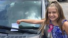 Friendswood girl celebrates 10th birthday with 10 acts of kindness