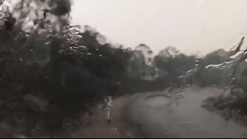 Rain drenches parts of Australia, helps contain fires and brings drought relief