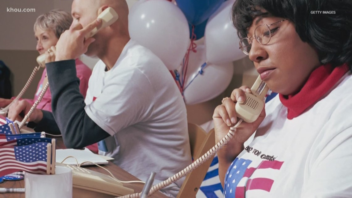 VERIFY: Political campaigns have the right to text you as long as it's manually dialed