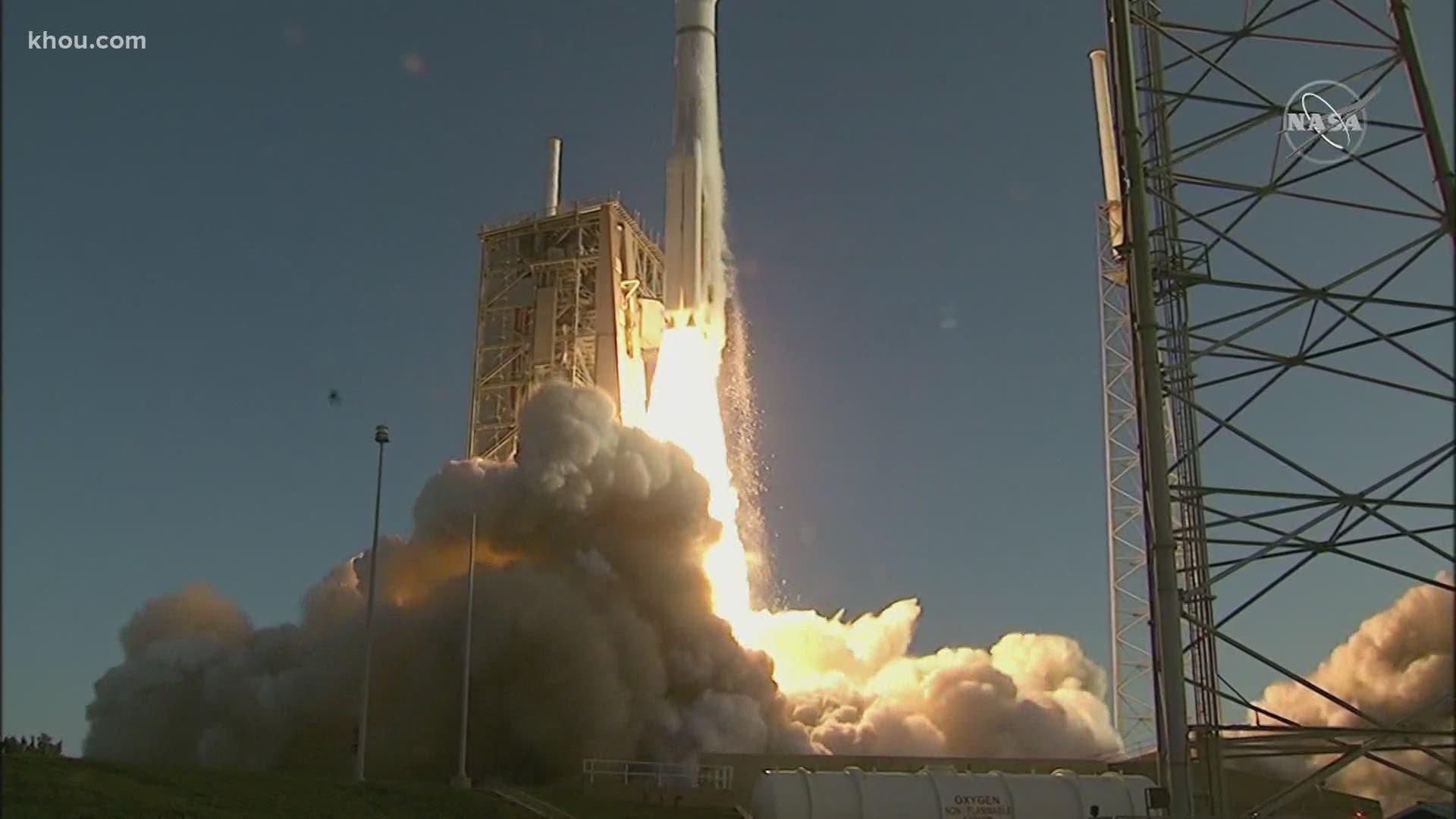 ASU has large role in NASA's Mars rover launch | krem.com