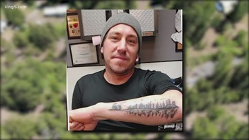 Massive search for missing Kent hunter and suspect seen in his truck near Cle Elum