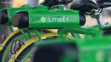 Dramatic footage of exploding Lime bike battery in Seattle raises safety issues, reports GeekWire