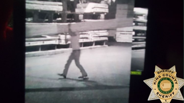 Man caught trying to steal more than $2,000 worth of lumber from Shoreline business