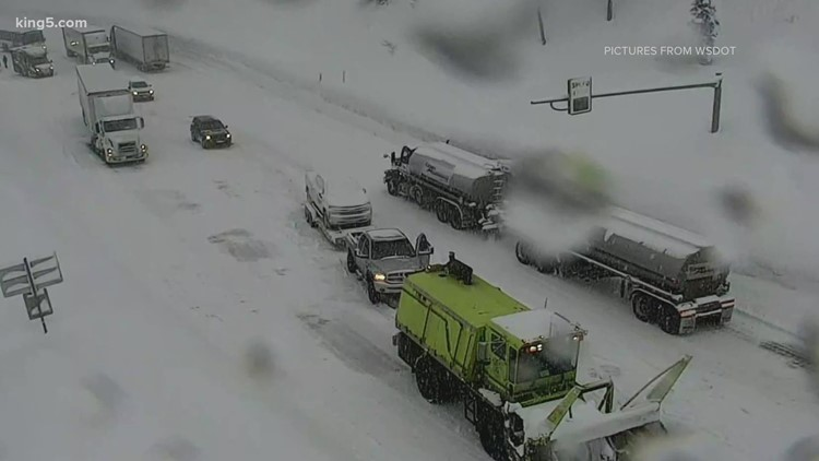 Stevens Pass reopens after extended closure