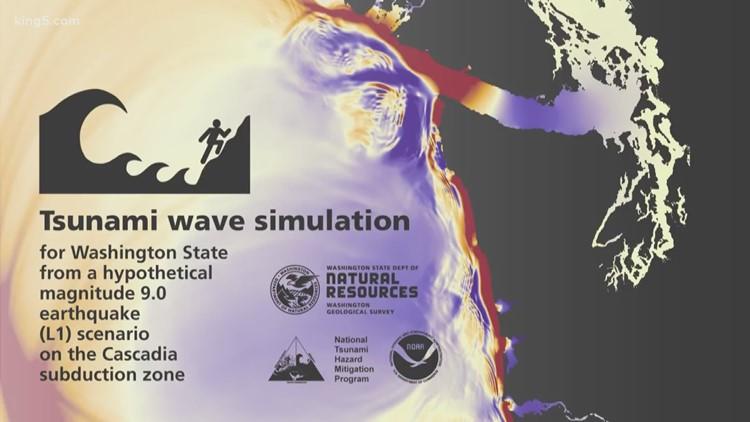 Alaska earthquake reminder that tsunamis triggered by quakes can reach Washington