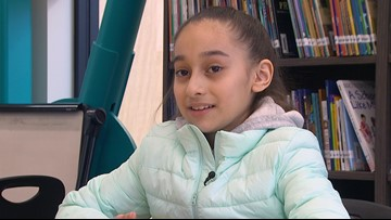 Mount Vernon girl is Washington's 1st National Spanish Spelling Bee participant