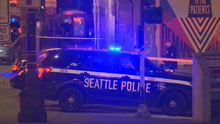 4 dead, 6 injured in Seattle shootings Sunday