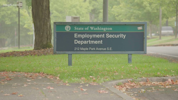 Washington state's employment agency paid out fake claims on 10 of its workers