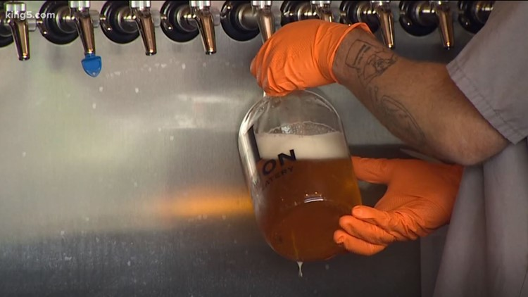 Washington heat wave offers glimpse of climate change's impact on beer