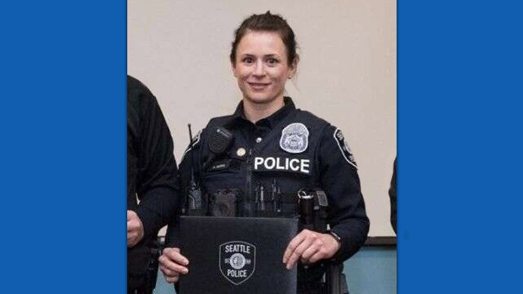 Off-duty Seattle officer killed while helping with crash on I-5 identified