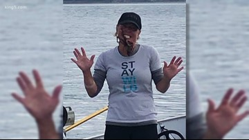 Octopus bites Washington woman: 'I put it on my face and said take my picture'