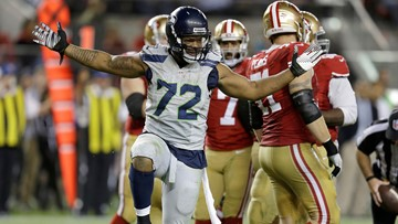 Charge dropped against former Seahawks DE Michael Bennett