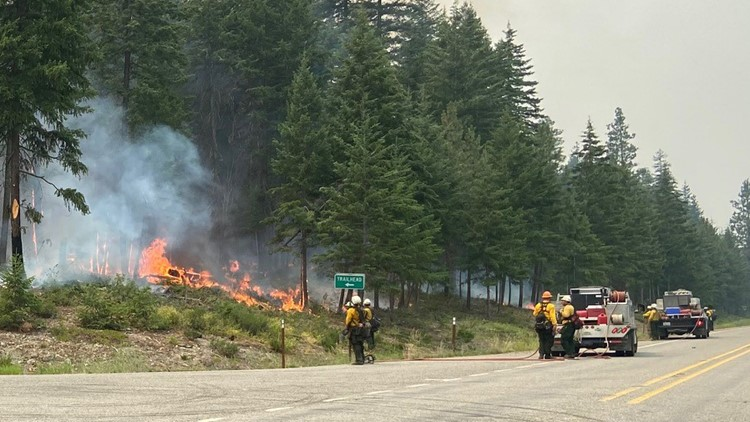 Inslee focuses on climate change in wildfire roundtable with Biden