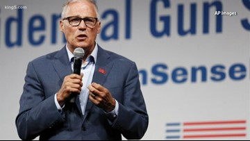Gov. Inslee hits donor threshold for next presidential debate