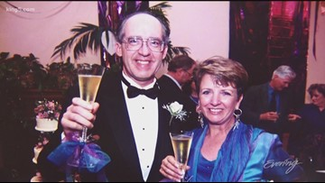 Real-life 'Sleepless in Seattle' couple from Kent have been together nearly 25 years - KING 5 Evening