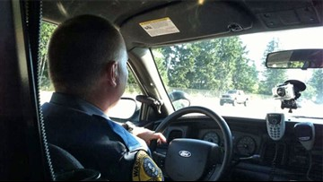 'Slow down, move over': State troopers launch weekend emphasis