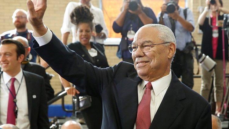 <p>Former secretary of State Colin Powell intends to vote for the Democratic nominee, Hillary Clinton, for president, according to CNN and The New York Times.</p>