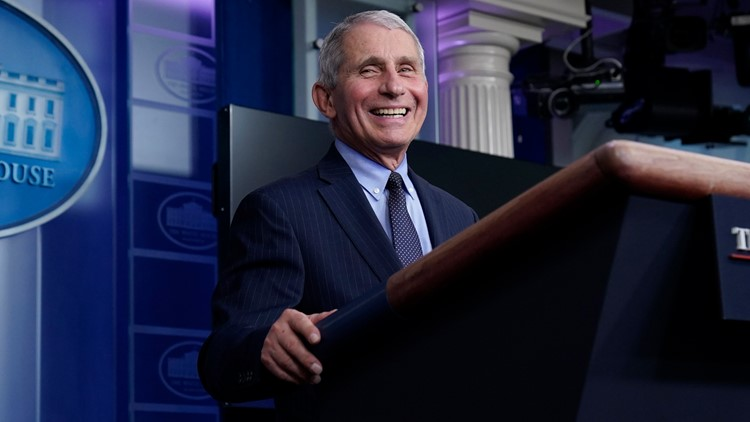 'Fauci Effect' fueling a rise in medical school applications