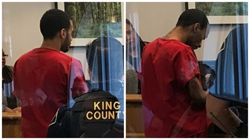 Two Seattle shooting suspects charged with murder plead not guilty