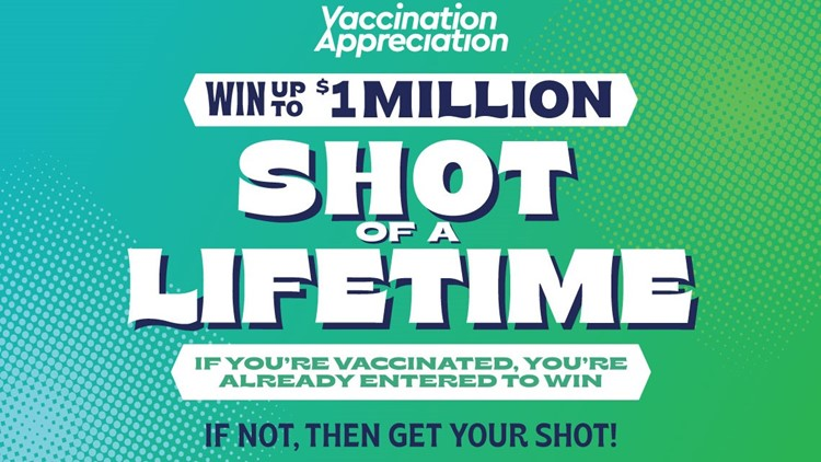 Washington's first vaccine lottery: How the state picks winners