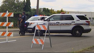 Armed man killed by police outside Tacoma migrant detention center