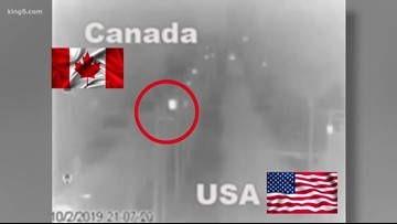 Video shows now-deported British family crossing unauthorized from Canada into Washington